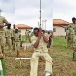Photo Gallery: Corps Members during Platoon Training