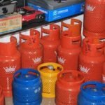 Cost of Refilling Cooking Gas in Nigeria Today – 5kg, 12kg, 25kg etc