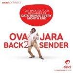 Code to Activate Airtel OvaJara and Check 8x Bonus