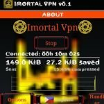 Download 51 VPN | Immortal VPN | eProxy v2.2 APK – Browse Unlimited on 9MOBILE (Etisalat)