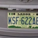 Car Number Plate Abbreviation for ALL Nigerian States