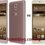 Full Specs & Latest Price of Gionee M6 and M6 Plus in Nigeria