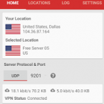 Download FINCH VPN and Droid VPN for Unlimited Browsing on MTN South Africa