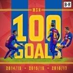 Best of Neymar | Luis Suarez | Messi | Top goals & Dribbling Skills 2017