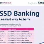 First Bank USSD Code for Money Transfer