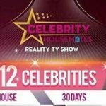 List of Contestants in 'Celebrity Housemate' Reality TV Show