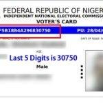 Login voterreg.inecnigeria.org – Verification Portal to Check Voter Card Status(PVC or TVC)