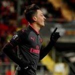 Oestersunds FK 0 – 3 Arsenal: UEL Highlight – All Goals (15/Feb/18)