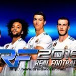 Real Football 2018 v1.5.4 (Mod 2012) for Android (APK MOD + Data OBB)