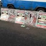 Photos: Biafra referendum campaign posters seen in Eastern States
