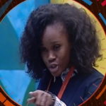 """#BBnaija: """"You are a small boy"""" – Again Cee C rains insults on Tobi"""