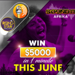 Sound It Africa 2018 Registration: Win $5000 In 1 Minute. See Audition Dates