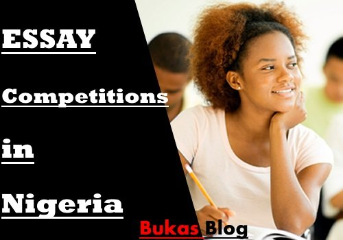 ongoing essay competition Nigeria