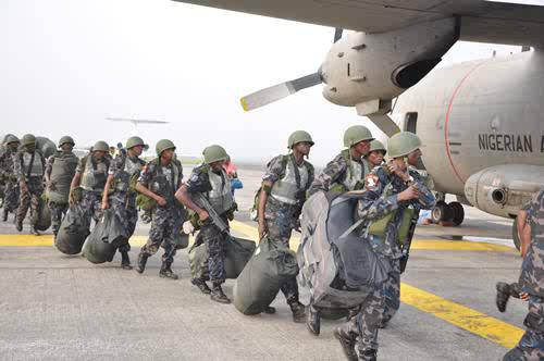 Nigerian Air force Recruitment 2020