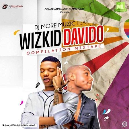 davido vs wizkid 2018 dj mix
