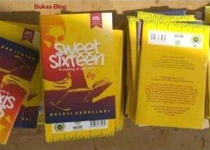 sweet sixteen JAMB UTME 2019/2020 Book
