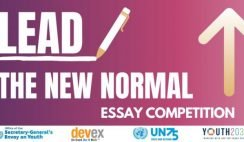 ESSAY COMPETITION 2020