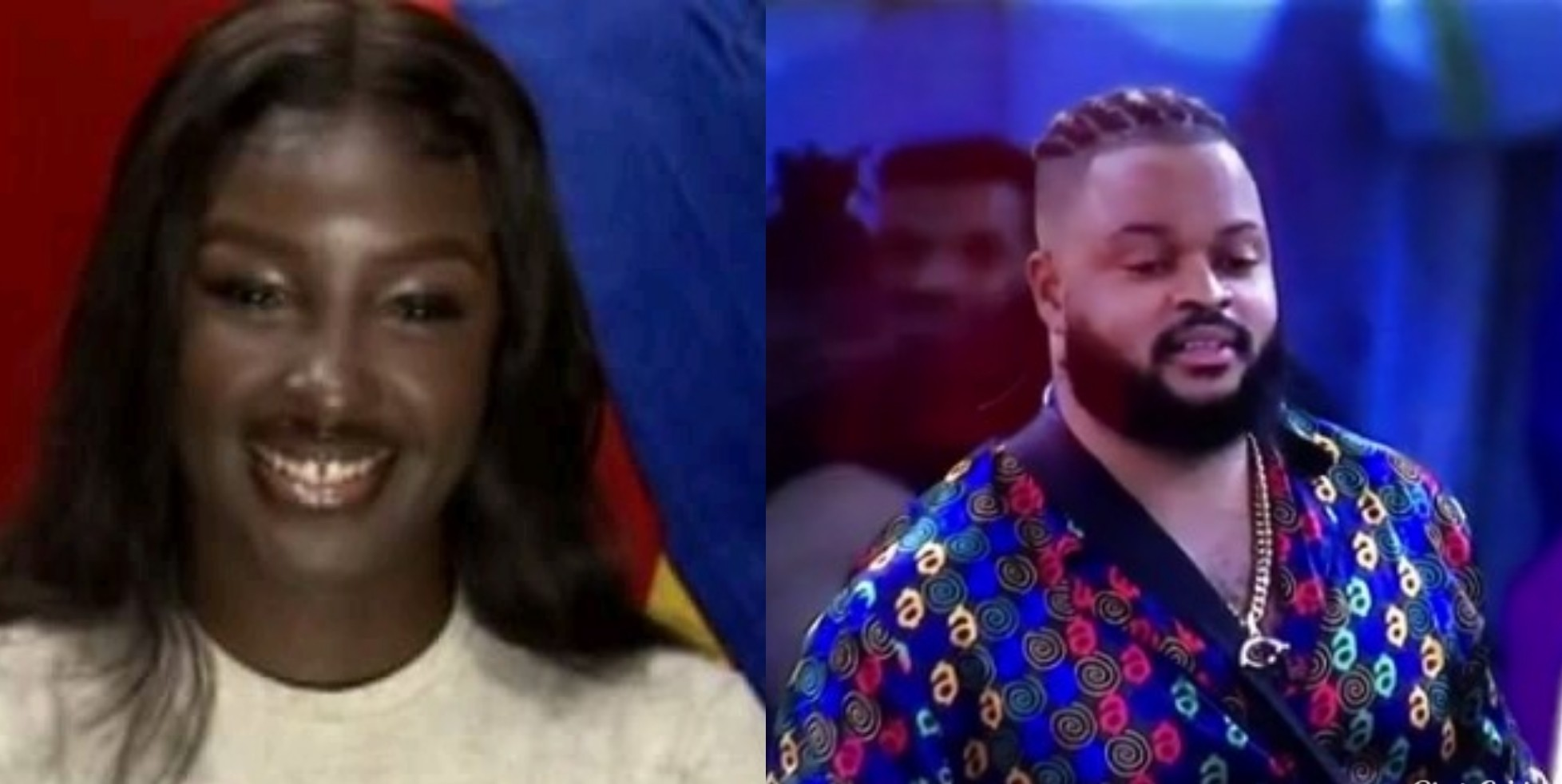 """VIDEO: """"He is doing too much"""" – Saskay finds fault with WhiteMoney's gifts to housemates"""