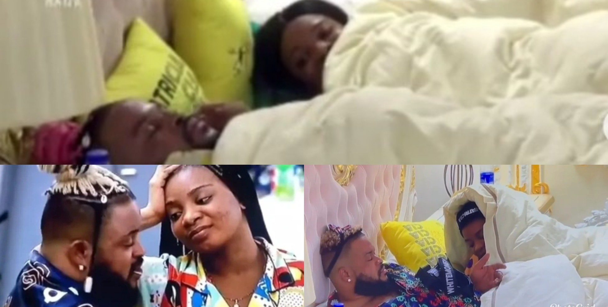 """VIDEO: """"If you win HOH, don't pick me as your deputy, I will not accept"""" – WhiteMoney Warns Queen"""