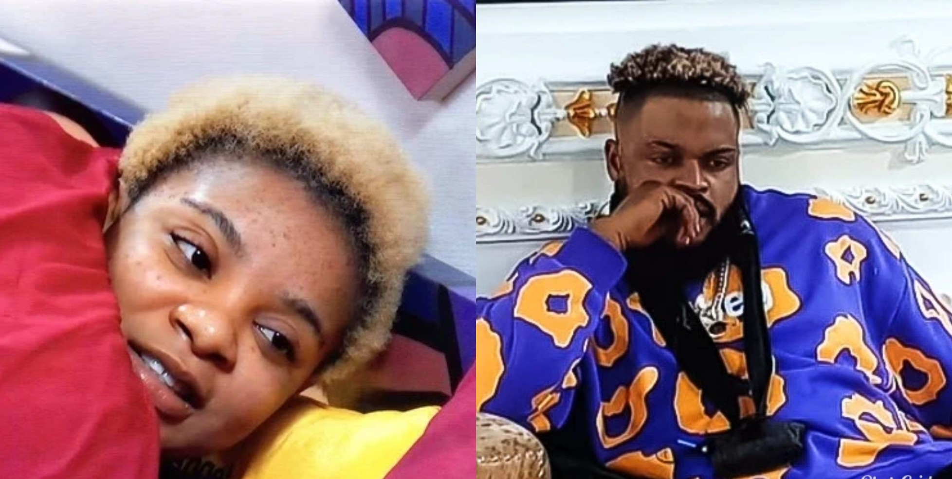 VIDEO: Whitemoney told me not to kiss Cross but he kissed JMK – Queen laments