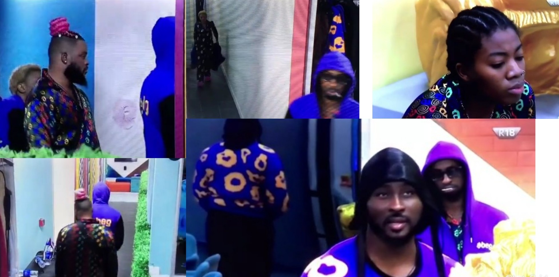 VIDEO: Saga And Other Housemates Reacted To Nini's Disappearance From Big Brother's House