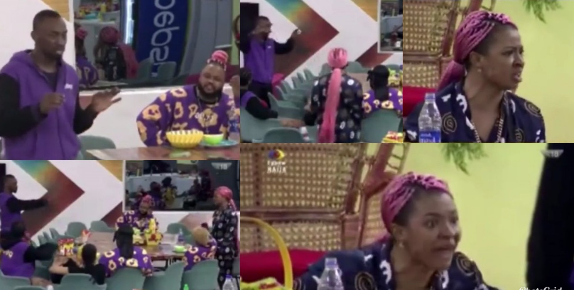 VIDEO: Liquorose Furious With Saga For Nagging About The Last Challenge Of 'Munch it' Task