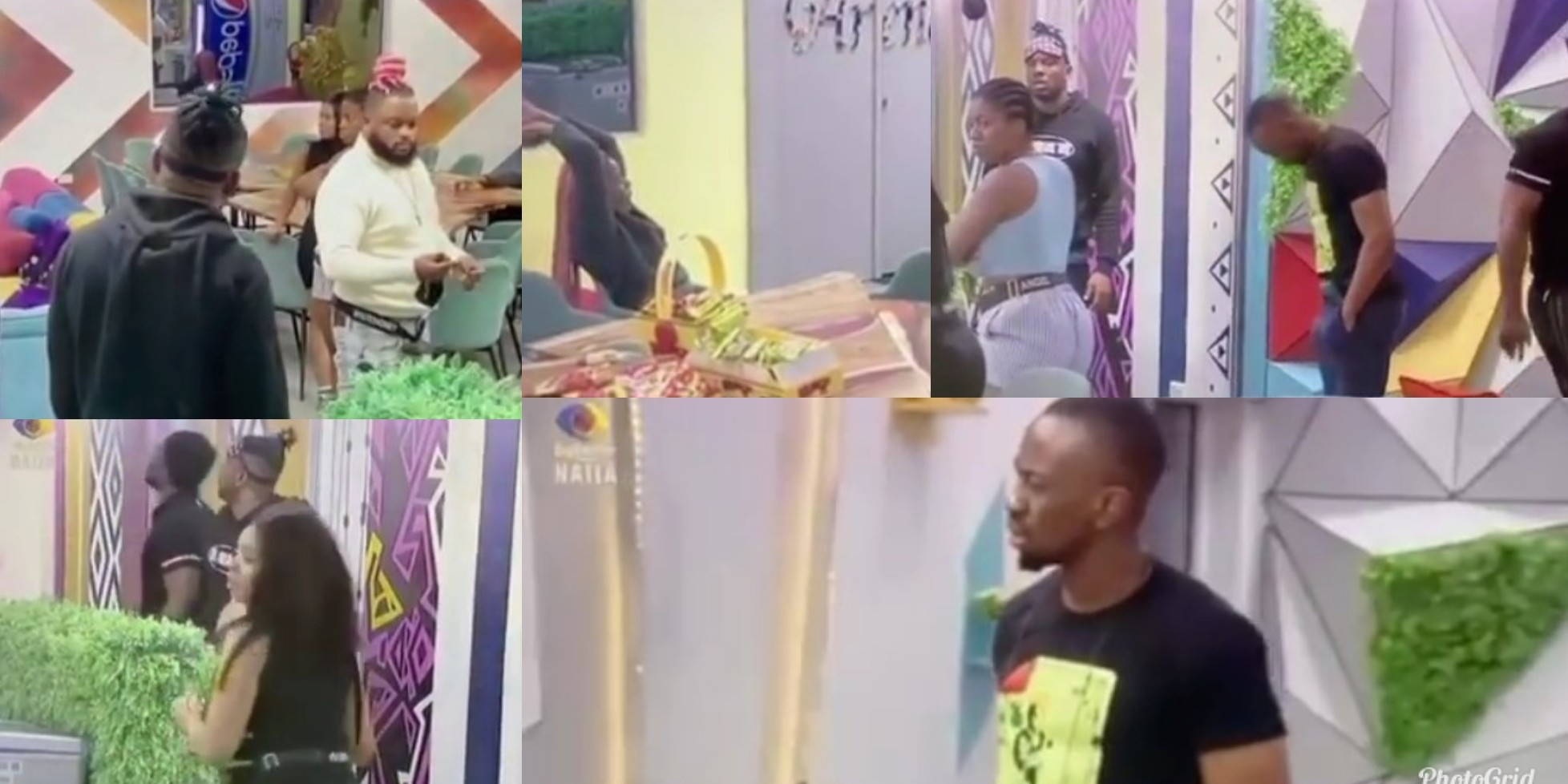 VIDEO: Biggie pranks housemates by calling Nini to the diary room after she went missing