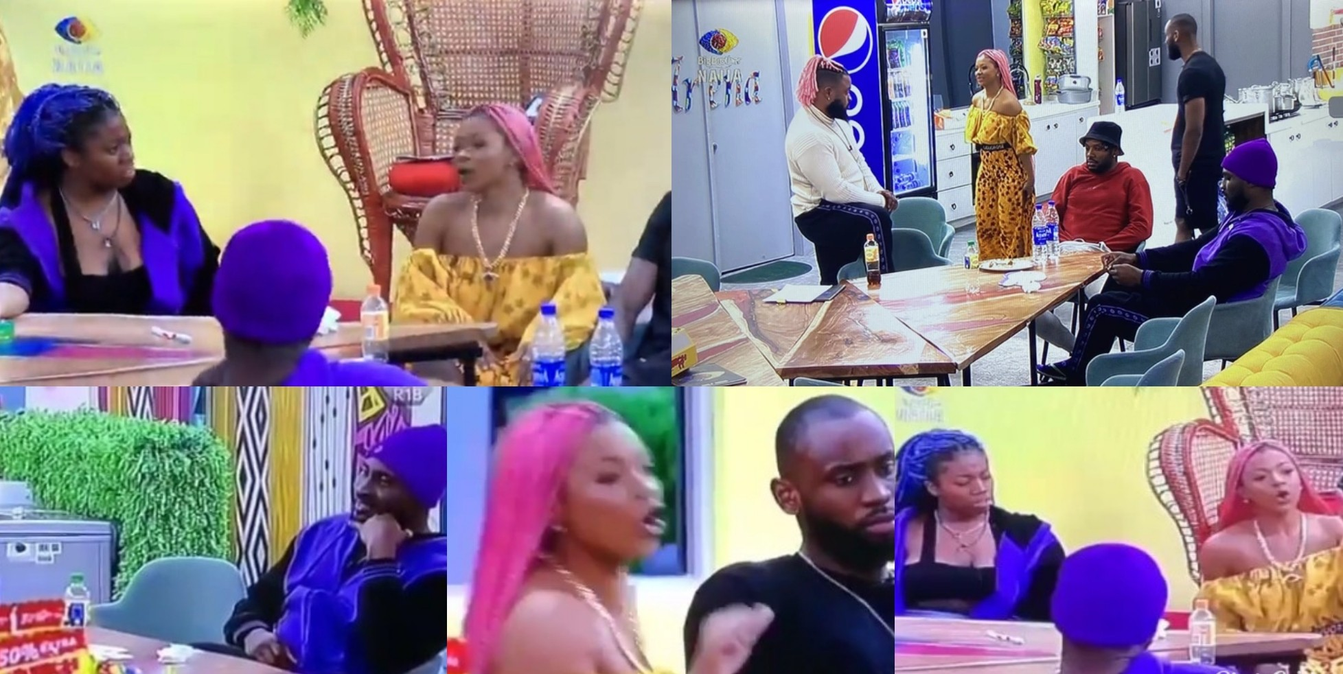VIDEO: Angel, you owe Queen an apology for flirting with Boma knowing that she was with him – Liquorose