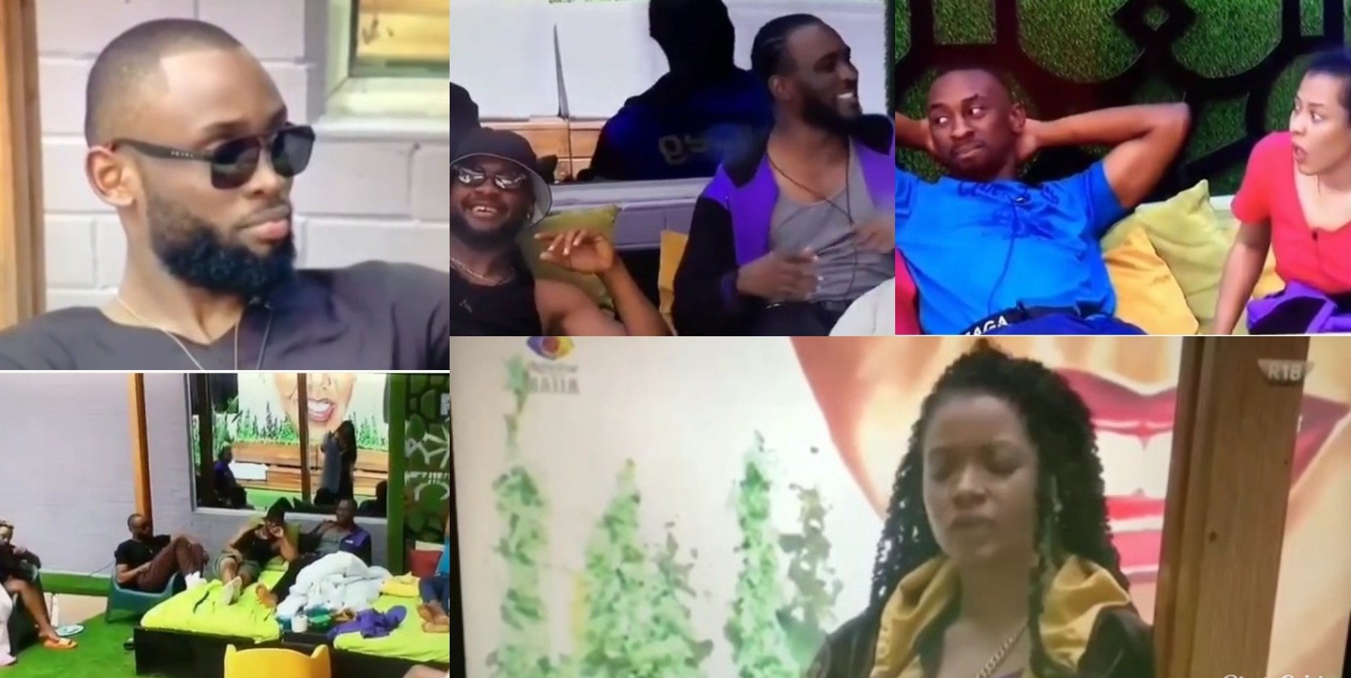 VIDEO: What Liquorose Said To Other Housemates After They Warned Her About Emmanuel Cheating On Her After The Show