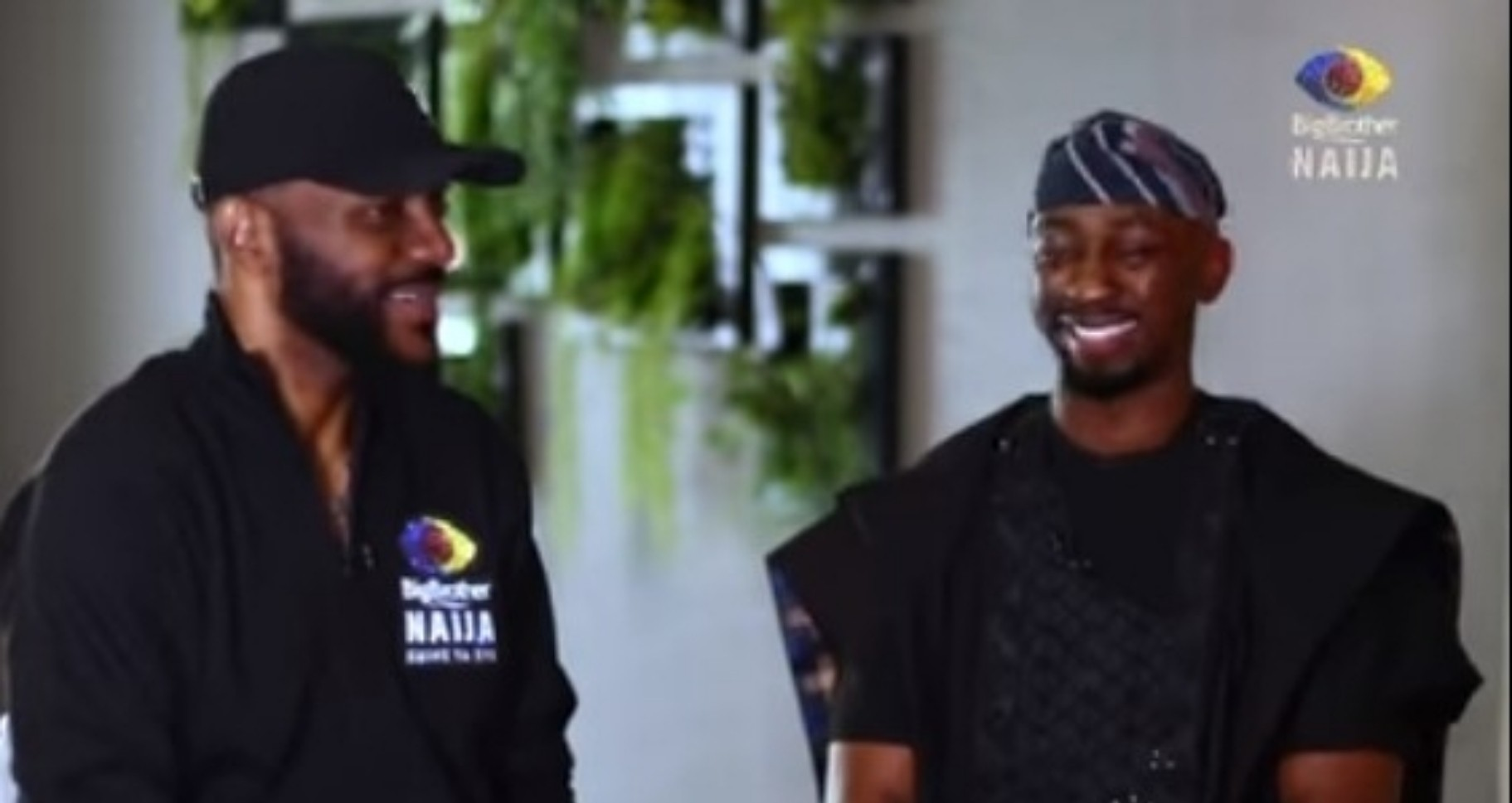 VIDEO: In a Fresh Interview With Ebuka, Saga Reveals What Nini Told Him Before Her Disappearance That Got Him Scared And Made Him Cry