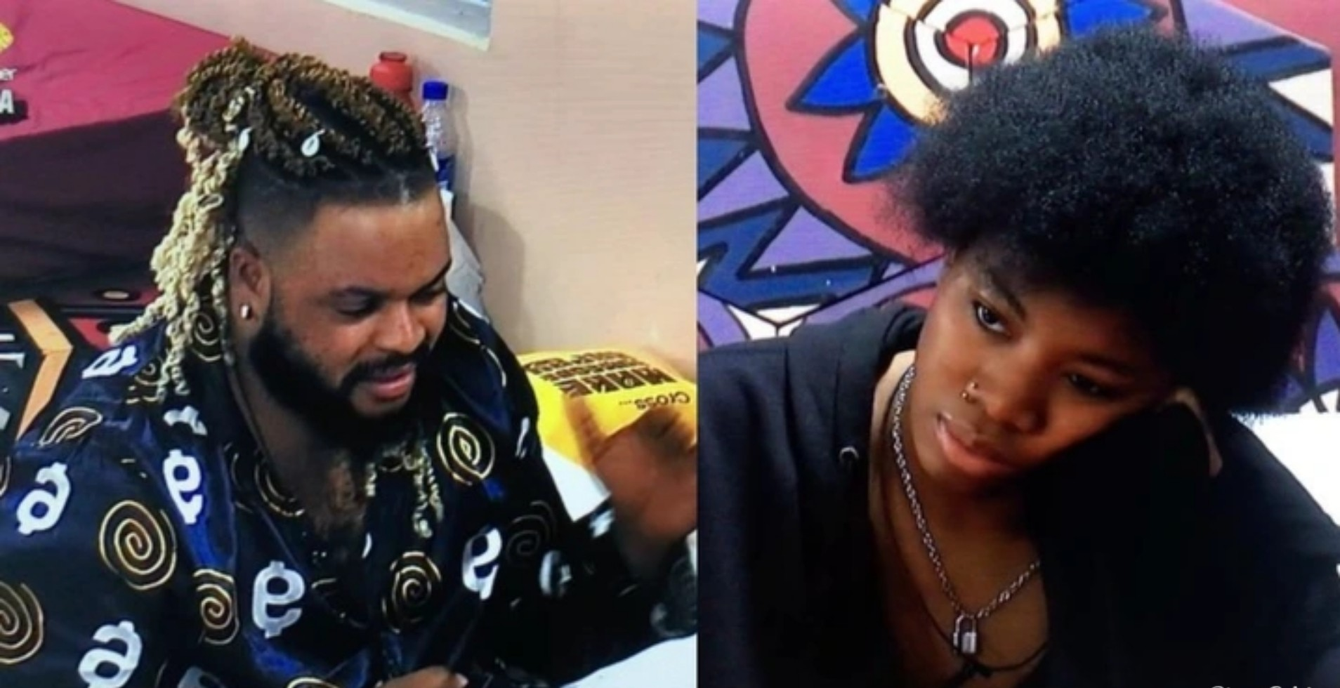 VIDEO: You will know who Whitemoney is when we go outside – Whitemoney tells Angel