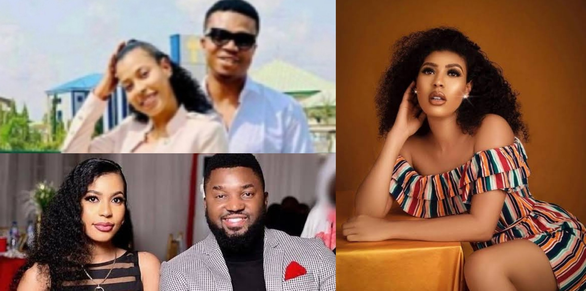 VIDEO: Nini Reacts To Multiple Pictures Of Her Boyfriend Online