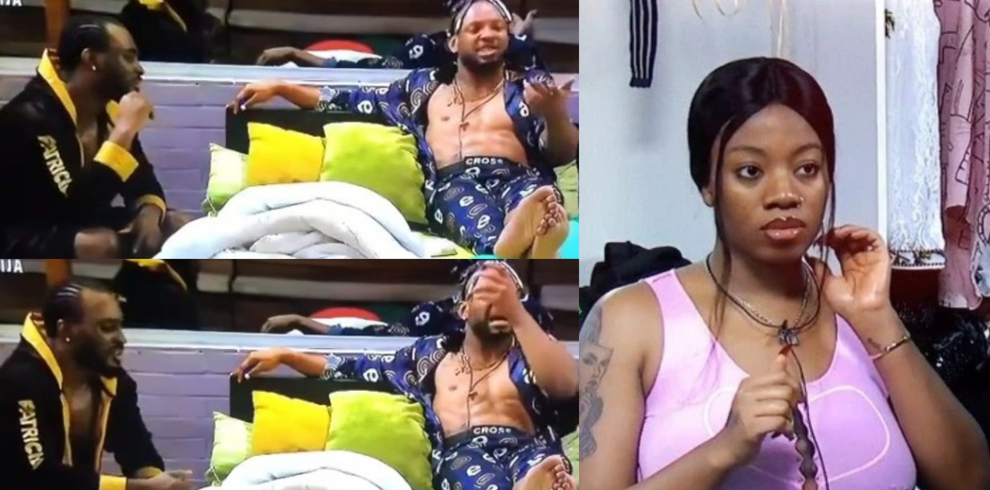 VIDEO: Cross and Pere Discuss How Angel Is Manipulative