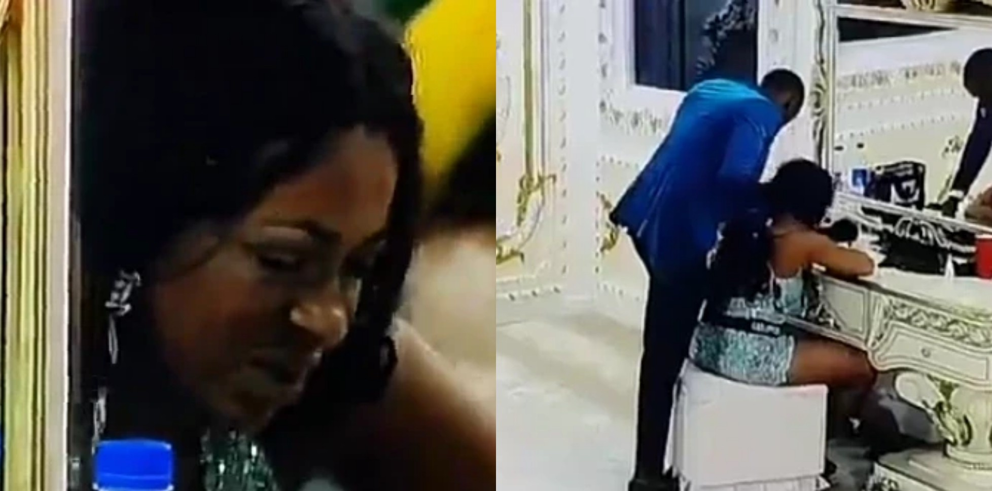 VIDEO: Alcohol And 2 Other Reasons Liquorose Shed Tears After Their Party Last Night