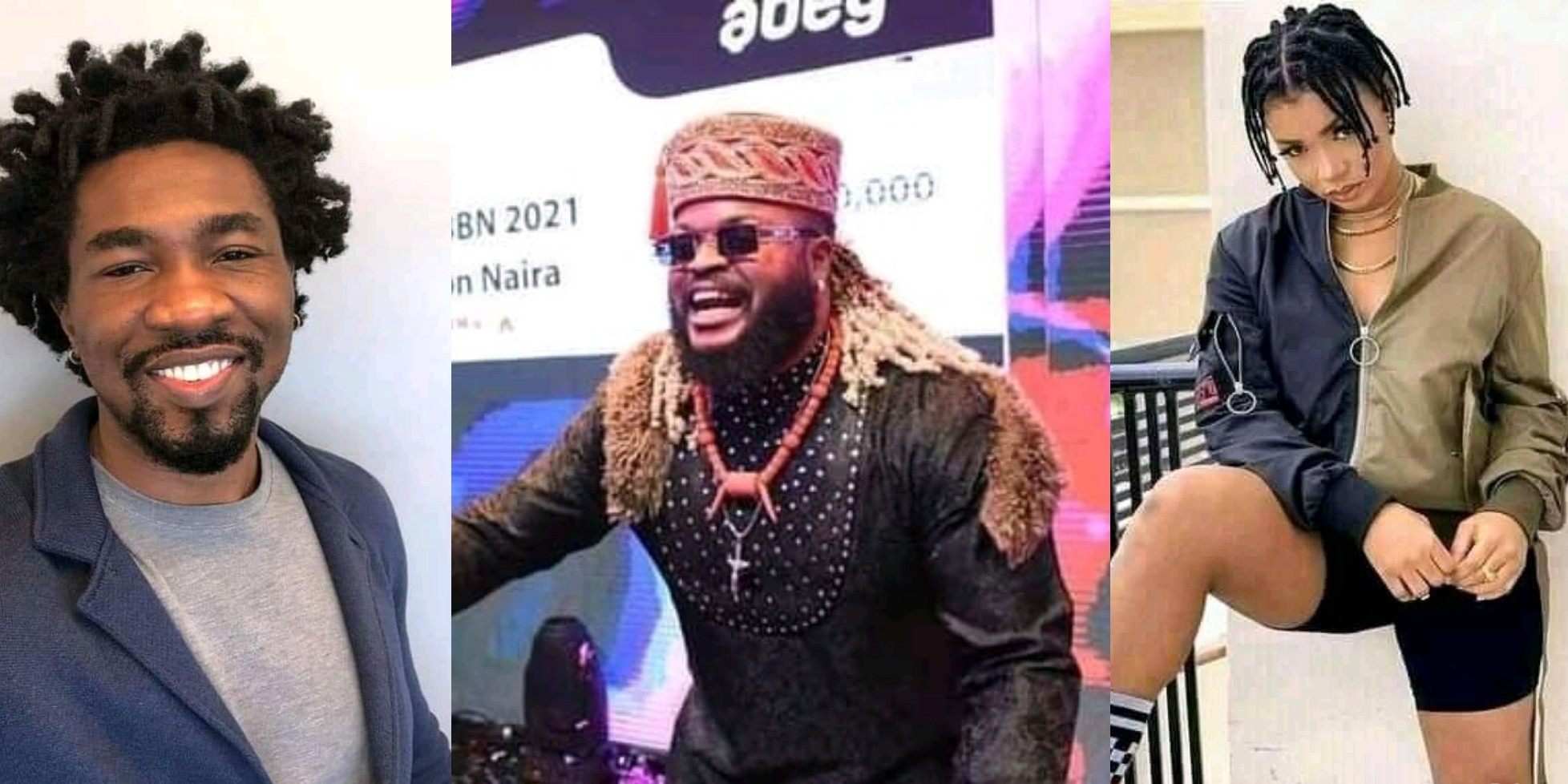 VIDEO: What WhiteMoney Told A Fan Who Asked Him To Fulfill A Promise He Made To Liquorose And Boma