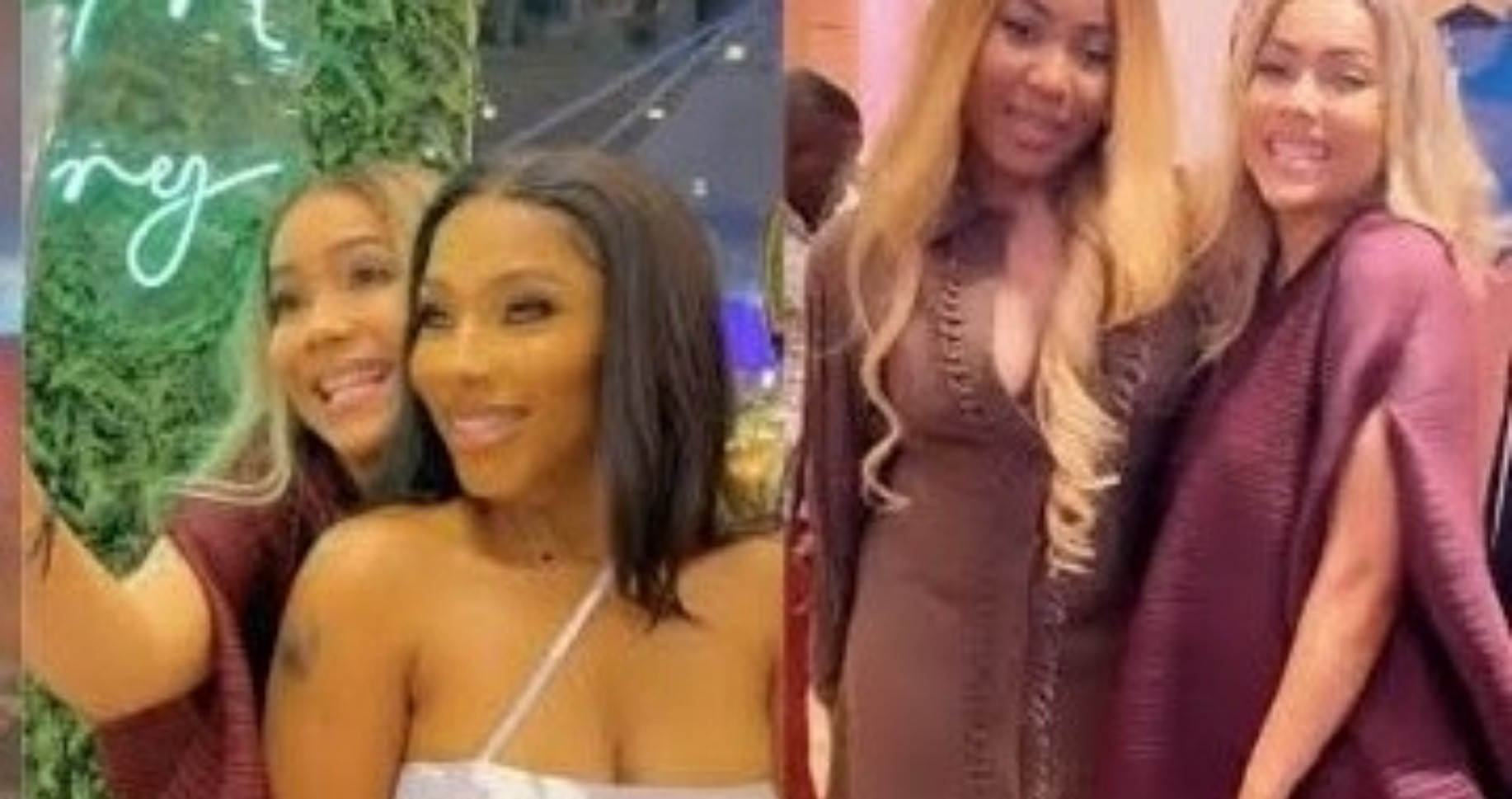 BBNaija: Why Maria parted ways with Erica and Mercy's Management, Upfront – Maria's team clears air