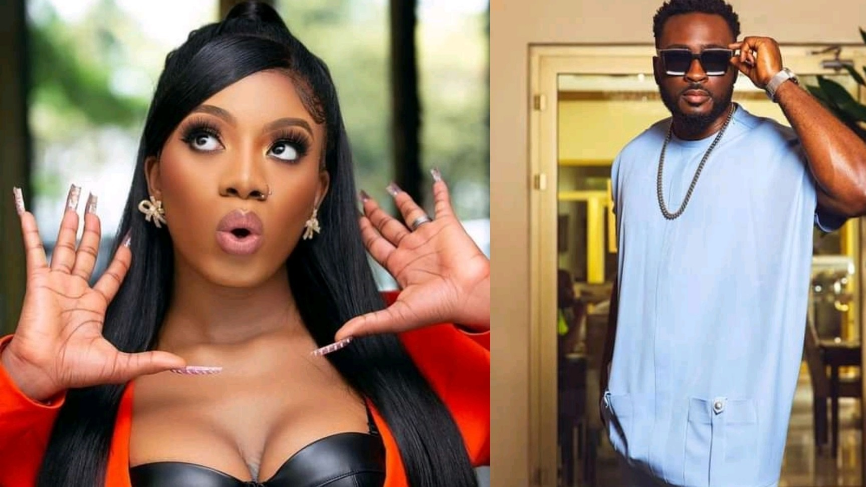 I actually touched it' – Angel, on what she did with Pere behind cameras